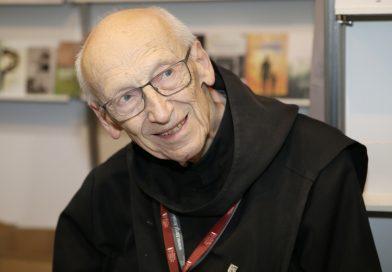 Ojciec Leon Knabit z krakowskiego Tyńca  obchodzi 90  urodziny.